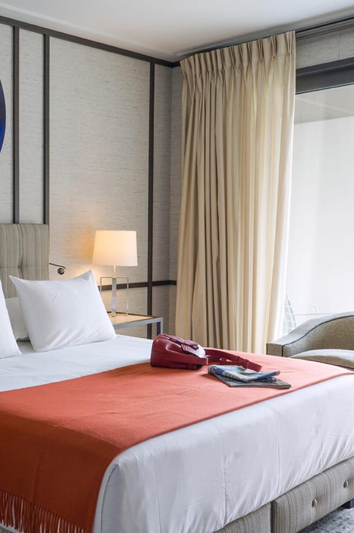 Villa Maïa toutes les chambres de L'hôtel 5 étoiles de luxe à Lyon