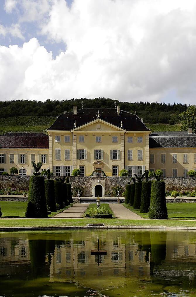 Le Château de la Chaise, de Villa Maïa Hôtel 5 étoiles de luxe à Lyon
