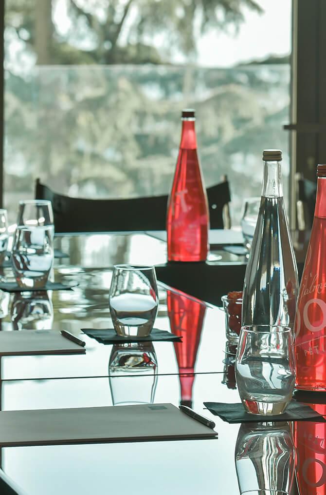 Les séminaires de l'hôtel Villa Maïa 5 étoiles à Lyon