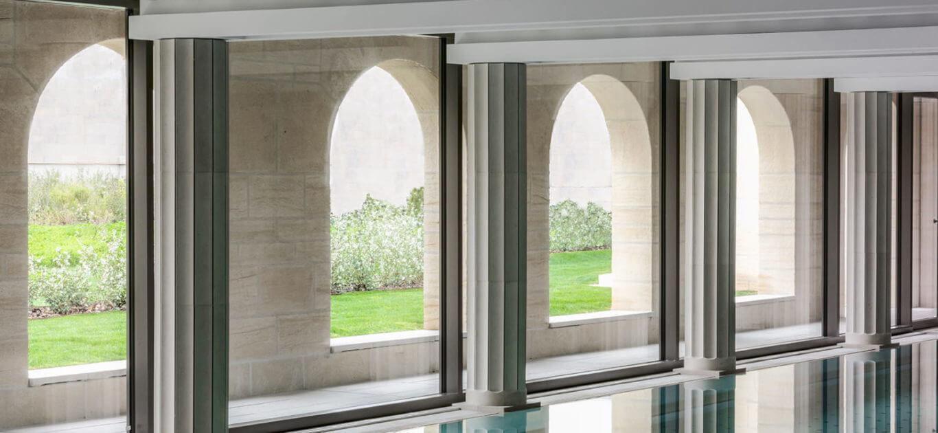 Les thermes de Villa Maïa Hôtel 5 étoiles de luxe à Lyon