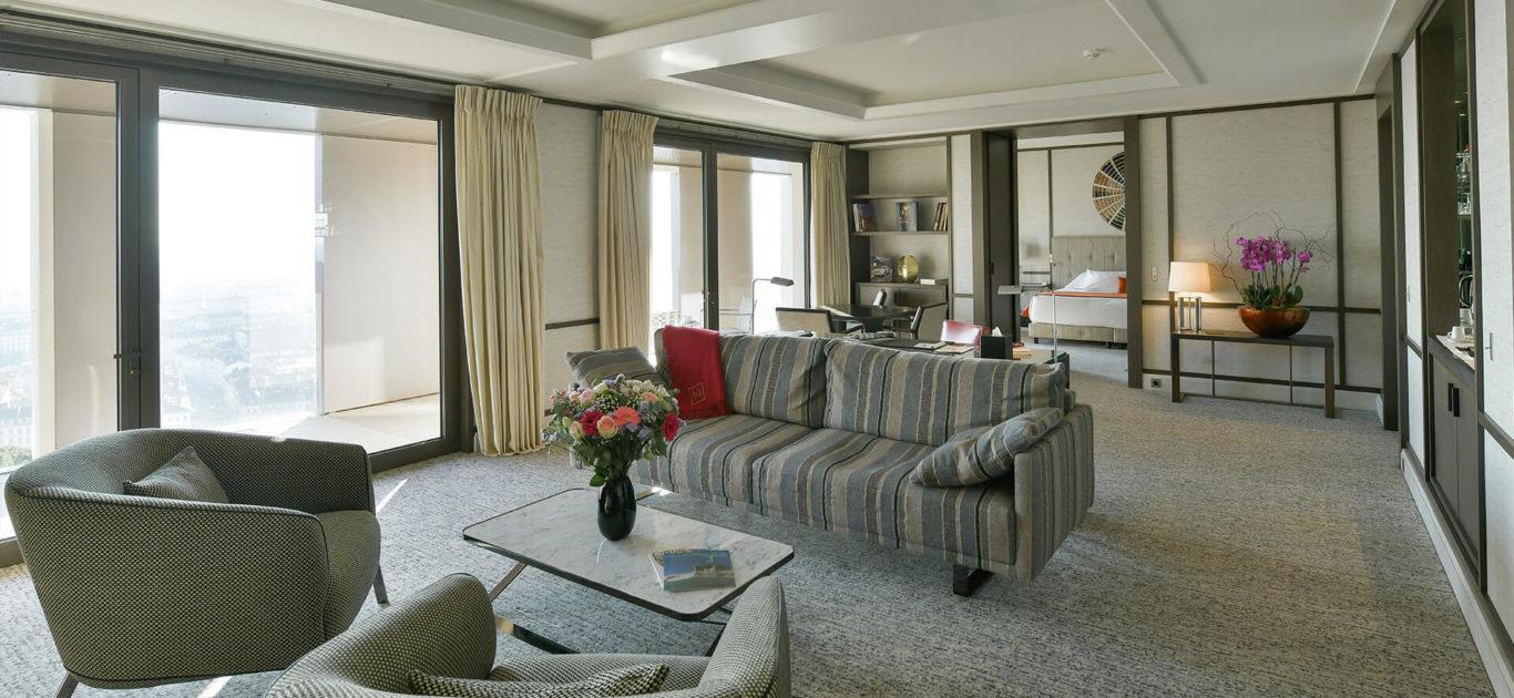 Villa Maïa Hôtel 5 étoiles de luxe à Lyon